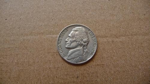 1940 Jefferson Nickel