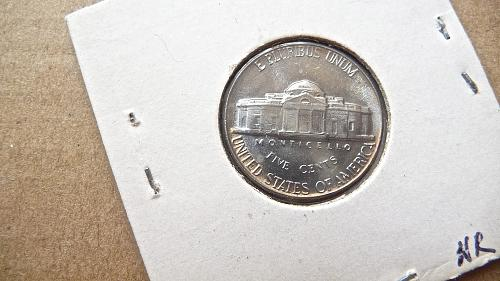 1956 Jefferson Nickel
