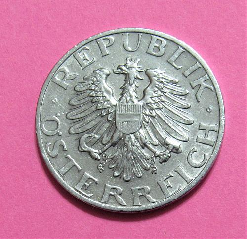 1946 Austria 2 Schillings