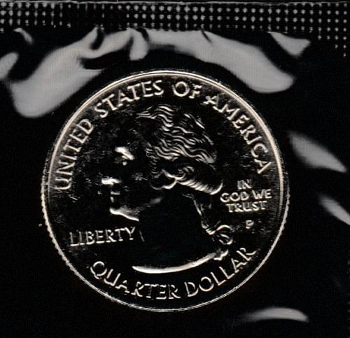 2003 P Missouri 50 States and Territories Quarters - #2