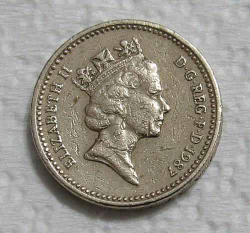 1987 Great Britain Pound