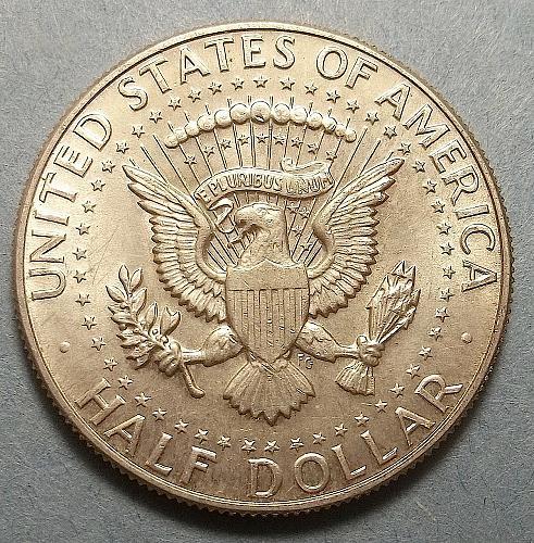1965P Kennedy Half Dollar Lot JKHdf