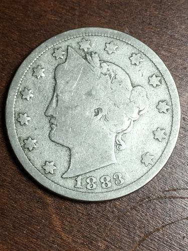 1883 Liberty Nickel Item 0719026