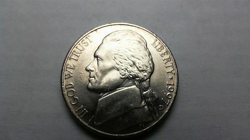 1997-D Jefferson Nickel