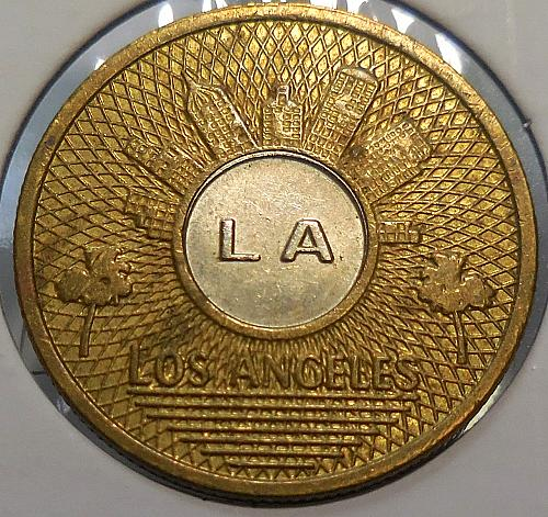 Los Angeles Base Fare Token