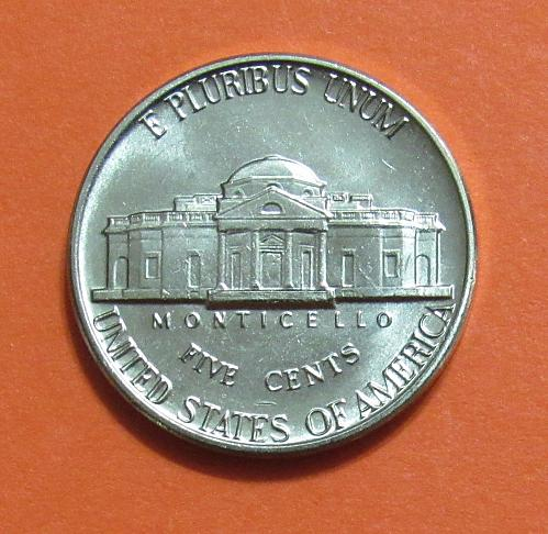 1981-D 5 Cents - Jefferson Nickel - Uncirculated