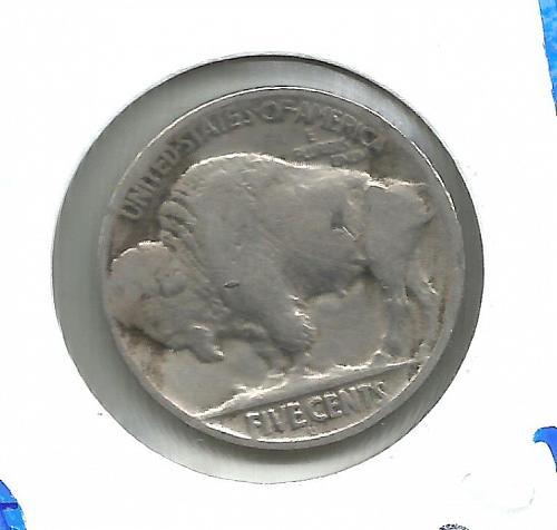 1924 D  BUFFALO NICKEL