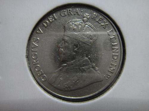 CANADA 5 Cents 1931 Very Fine-20 Nice Traces of LUSTER in Obverse Letters!