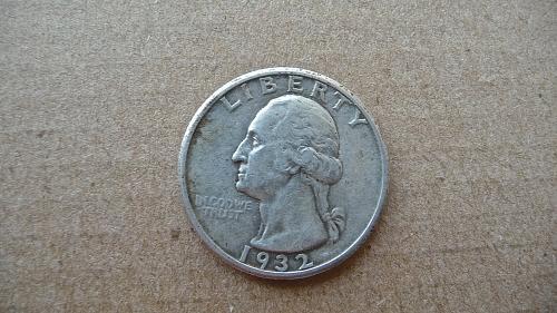 1932 Washington Quarter