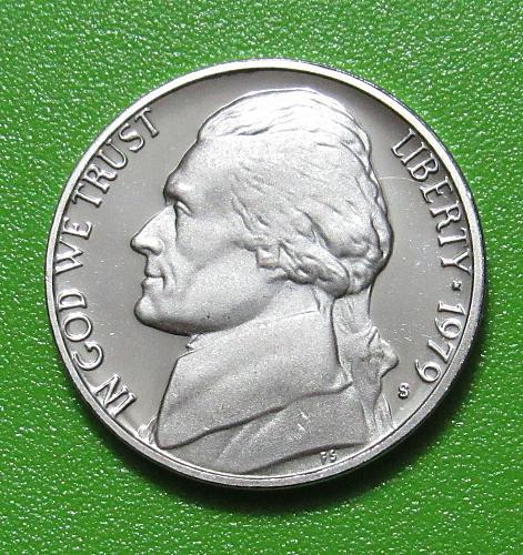 1979-S 5 Cents - Jefferson Nickel - Proof