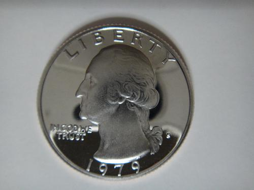 1979-S Type 1 Washington Quarter Proof-65 (GEM)