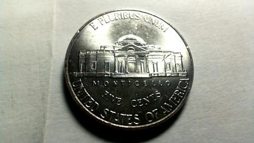 2014 P Jefferson Nickels