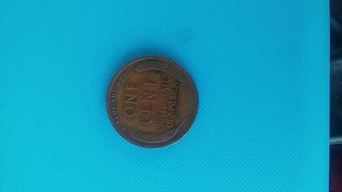 VF 1917 double die Lincon penny