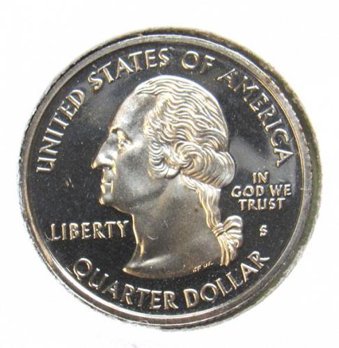 2002 S set of 5 State quarters