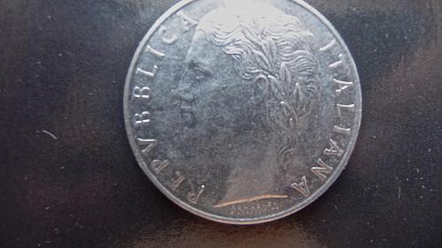 Italy  1970  100 Lira