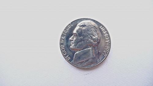 1967 Jefferson Nickel