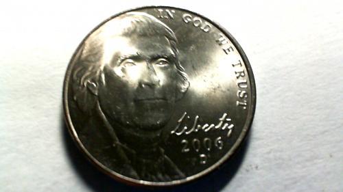 2006 D Jefferson Nickels