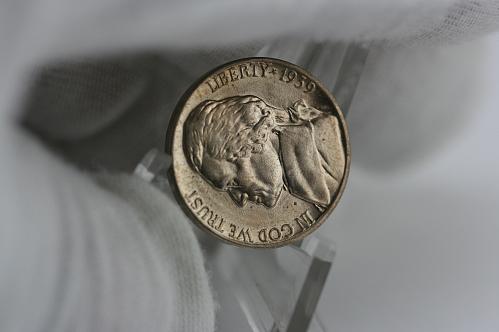 1939 D Jefferson Nickel  K/D