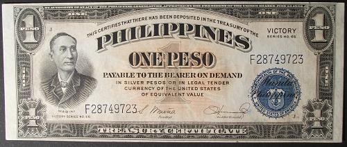 Philippines P94 Peso AU