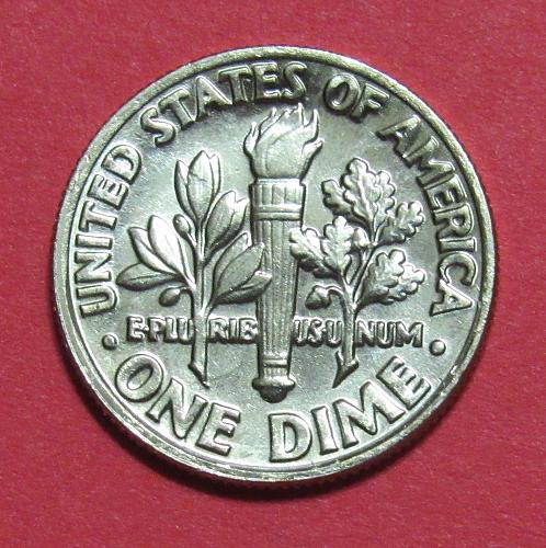 1981-D 10C Roosevelt Dime