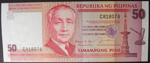 Philippines P171a 50 Piso UNC65