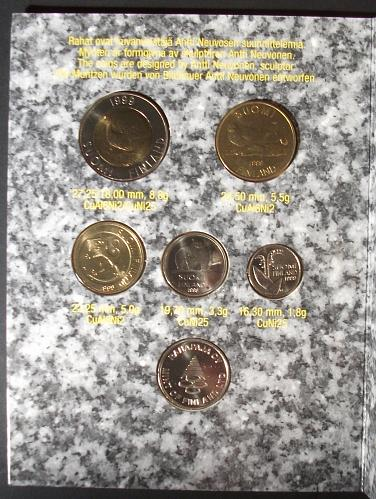 1999 Finland Mint Set