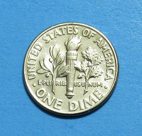 2000-D 10 Cents - Roosevelt Dime