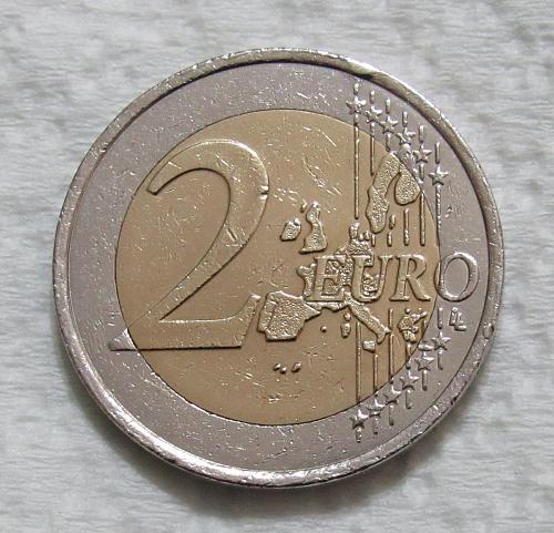 2001 France 2 Euro