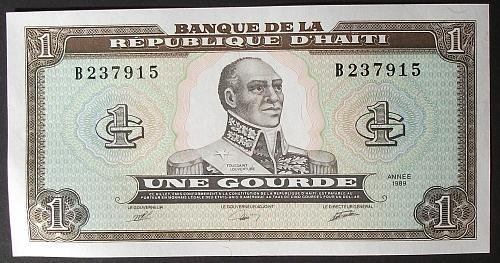 Haiti P253 Gourde UNC63