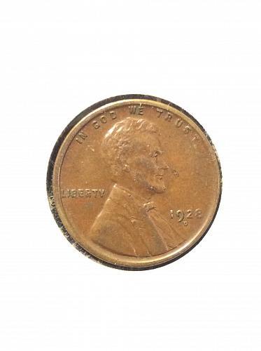 1928 D Lincoln Wheat