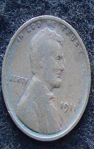 1911 P Lincoln Wheat Cent (G-4)