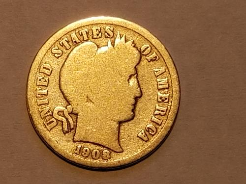 1908 D