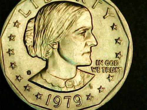 1979 s Susan B Anthony