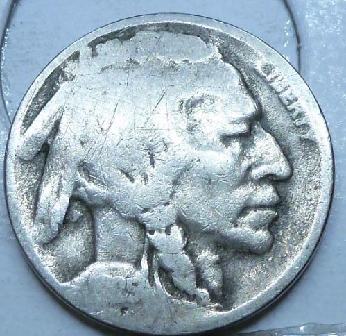 1925-D Grades Good Buffalo Nickel Coin ( 224 )