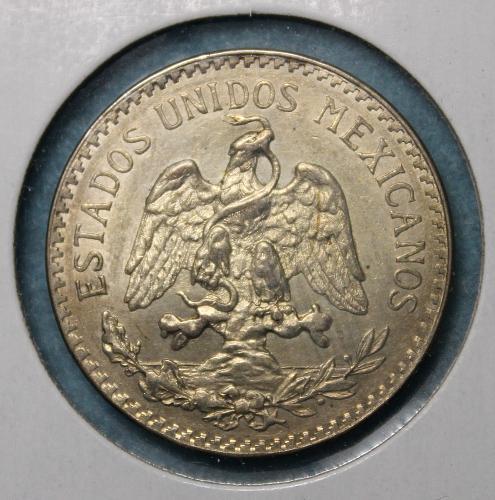 Mexico 1935 50 centavos