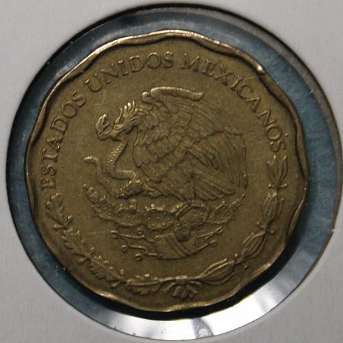 Mexico 1995 50 centavos