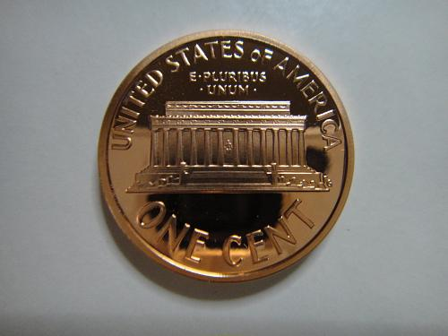 2003-S Lincoln Cent Proof-66 (GEM+) RED