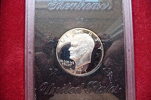 1971-S Eisenhower Dollar PROOF