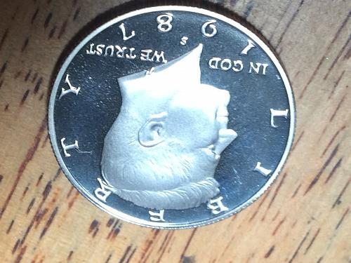 1987 Kennedy Half Dollar S