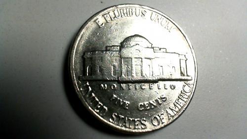 1988 P Jefferson Nickels