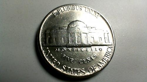 1979 D Jefferson Nickels