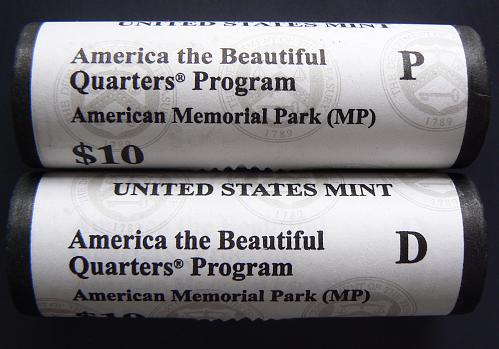 2019 P American Memorial Park Quarter