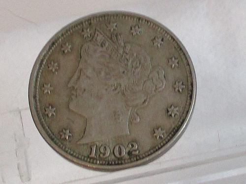 1902 P Liberty Nickel #2