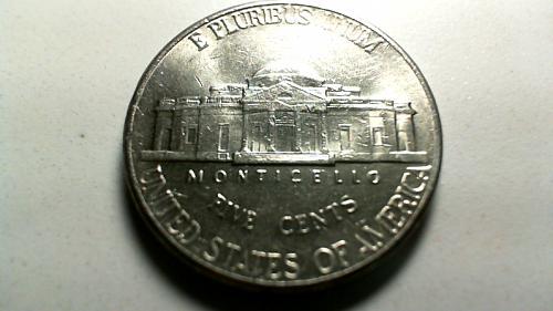 2003 P Jefferson Nickels