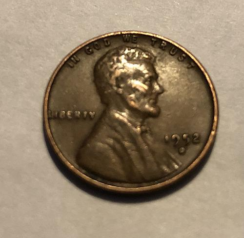 1952 D Lincoln Wheat Cent