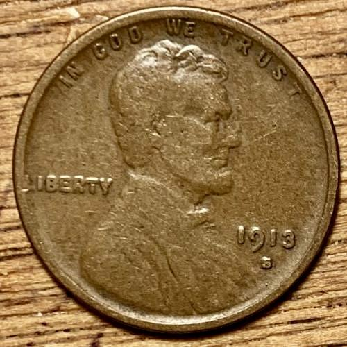 1913S Lincoln Cent