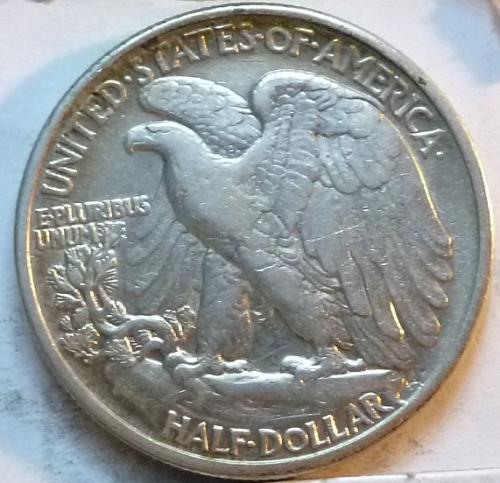 1940-P Extra Fine Walking Liberty Half Dollar  ( 349 )
