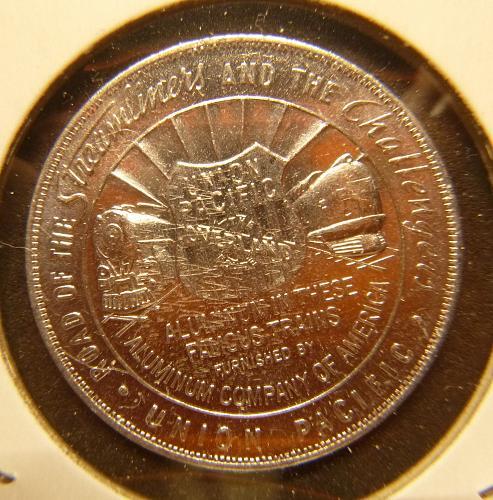 GOLDEN GATE INTERNATIONAL 1939 COMMEMORATIVE COIN