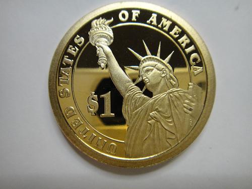 2007-S Washington Presidential Dollar Proof-66 (GEM+)