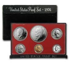 1976 S   PROOF SET